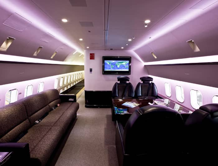 büyük özel jet kiralama