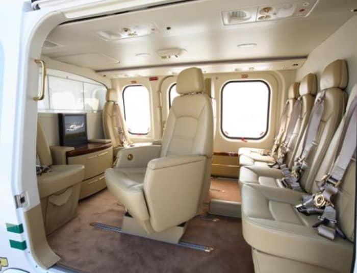 kiralık özel helikopter