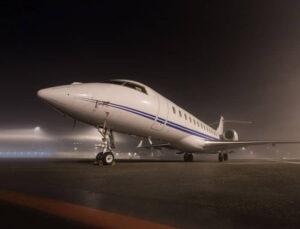 Özel jet Global XRS