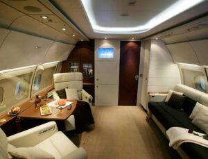 Özel Uçak Global XRS