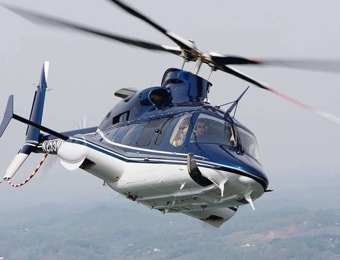 şehirler arası helikopter