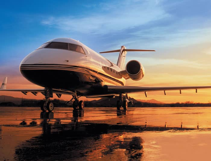 uzun menzilli uçak kiralama
