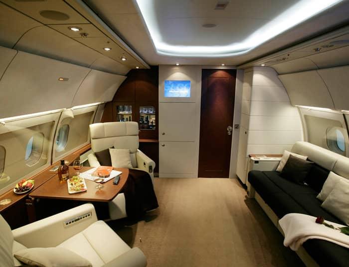 yurtdışına özel uçak kiralama
